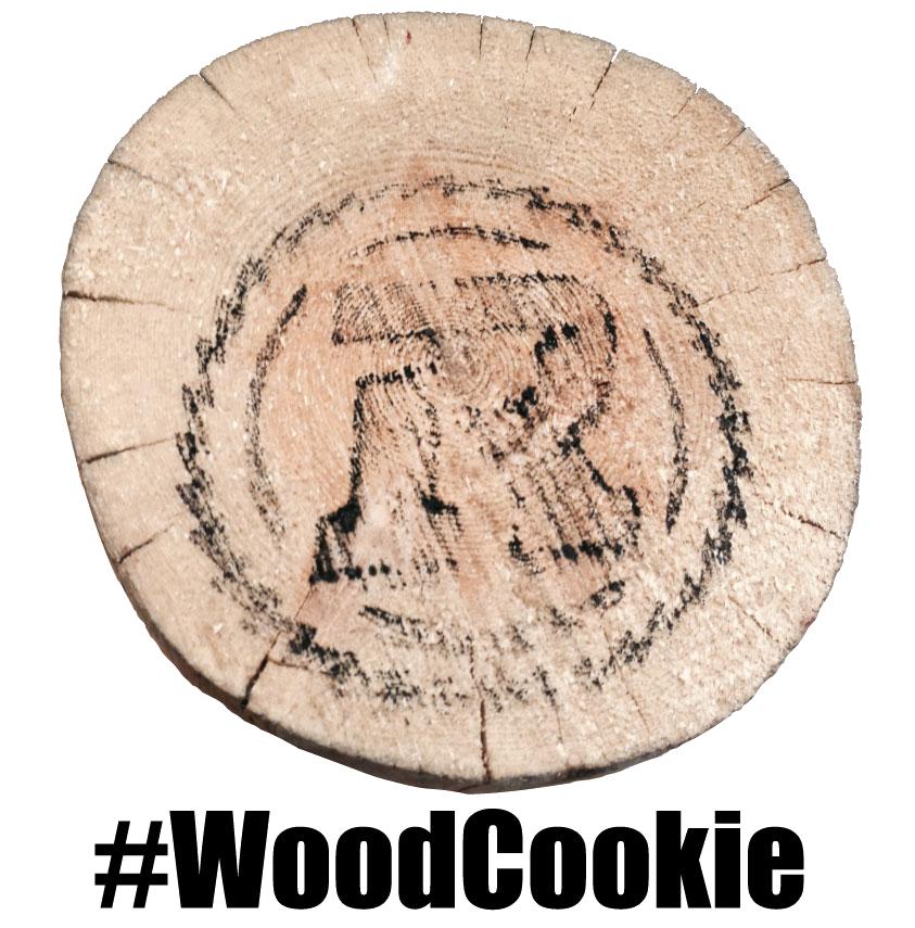#woodcookie