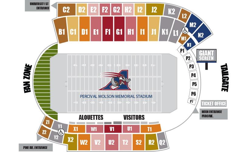 Stadium Plan
