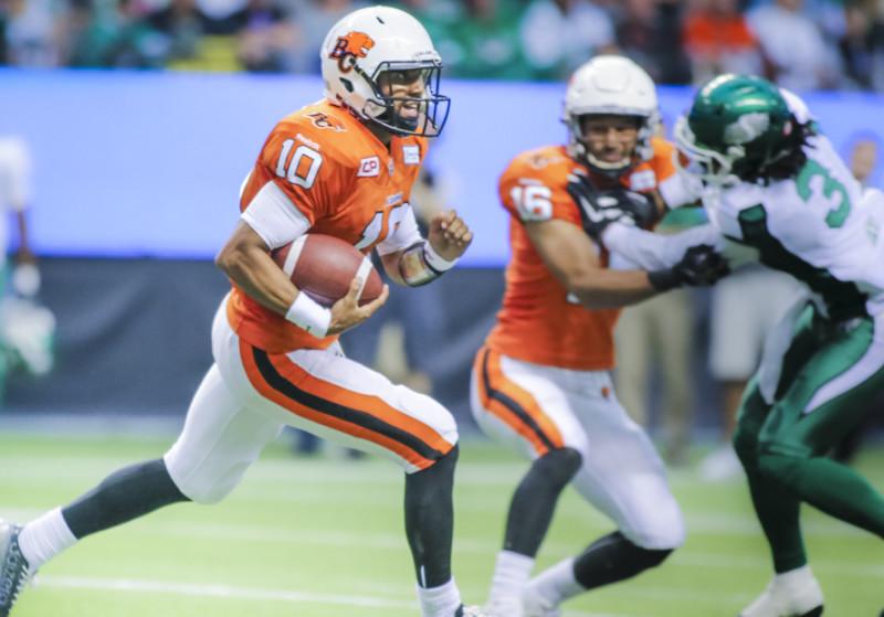 Jonathon Jennings running