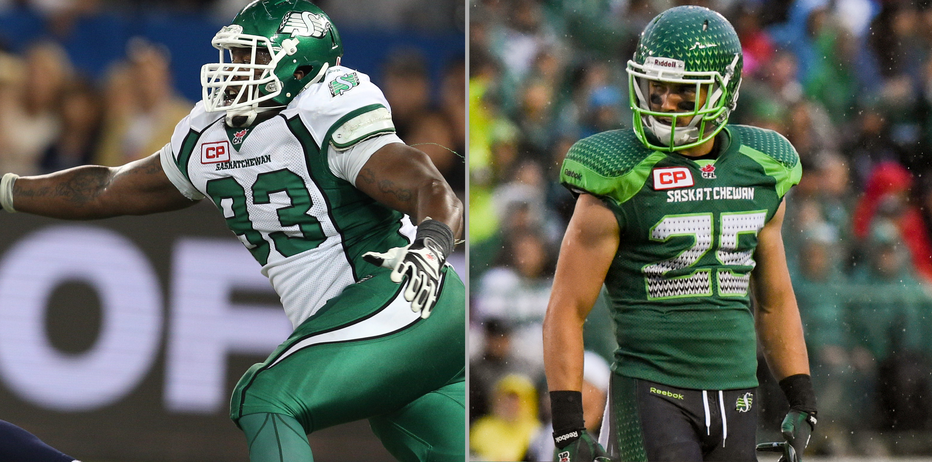 George Webster Sign Extensions Saskatchewan Roughriders
