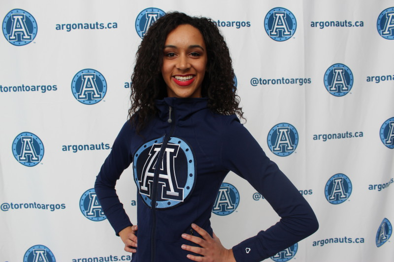 Meet The 2016 Argos Cheerleaders Toronto Argonauts