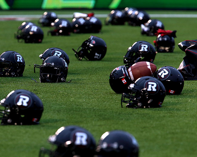 REDBLACKS to Hold Training Camp at Carleton University ...